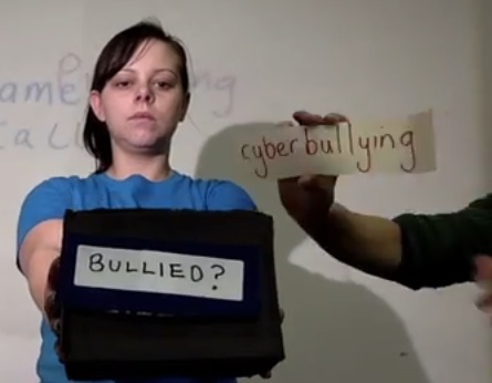 What role does bullying play in helping a child to grow up?